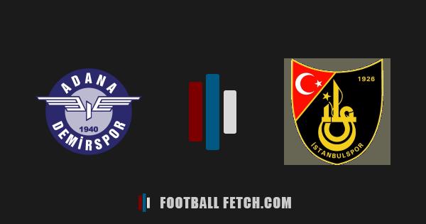 Adana Demirspor VS İstanbulspor thumbnail