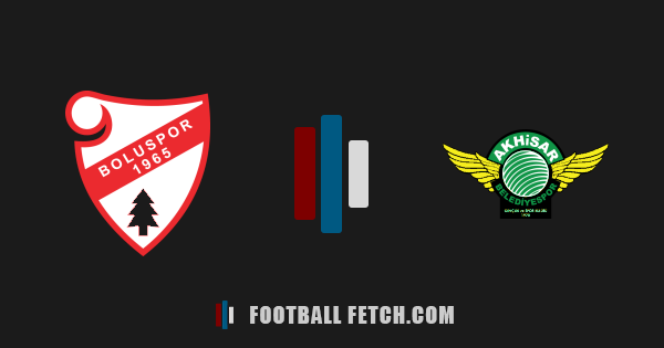 Boluspor VS Akhisar Belediyespor thumbnail