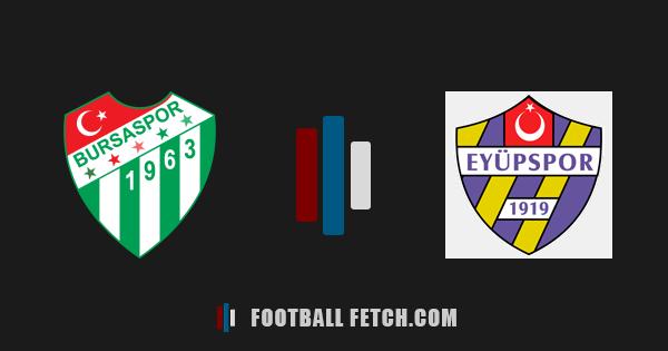 Bursaspor VS Eyüpspor thumbnail