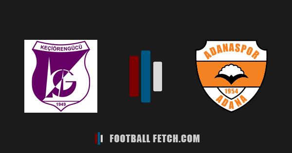 Keçiörengücü VS Adanaspor thumbnail
