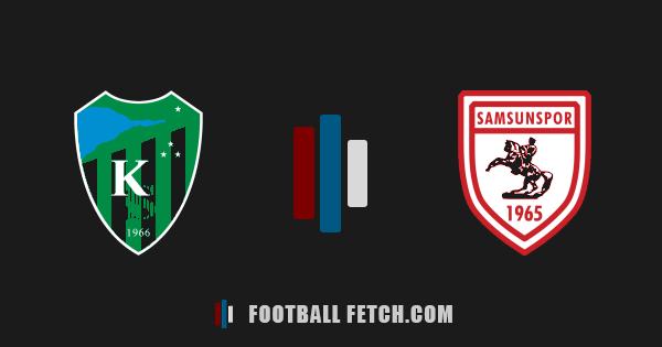 Kocaelispor VS Samsunspor thumbnail
