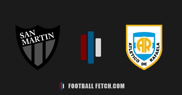 San Martín San Juan VS Atlético Rafaela thumbnail