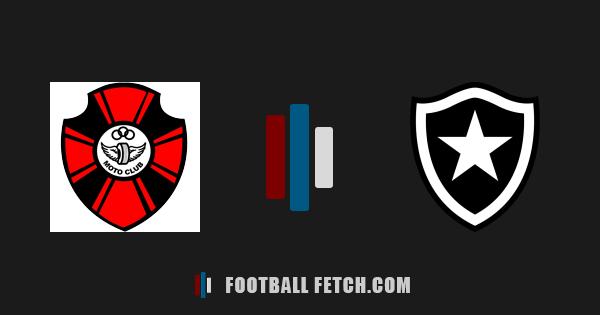 Moto Club MA VS Botafogo thumbnail