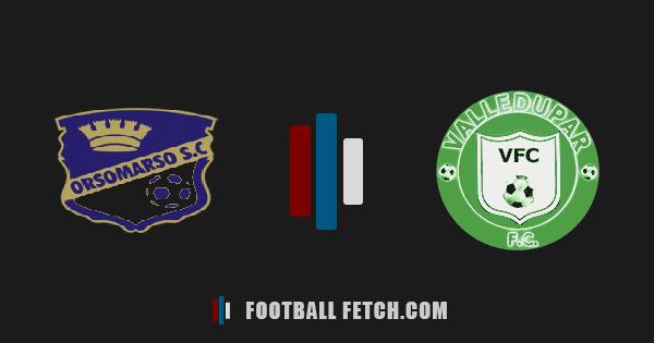 오르소마르소 VS 바예두파르 FC thumbnail
