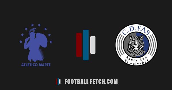 Atletico Marte VS FAS thumbnail