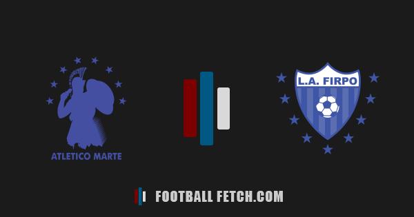 Atletico Marte VS Firpo thumbnail