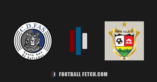 FAS VS Santa Tecla thumbnail