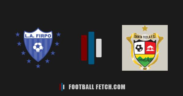 Firpo VS Santa Tecla thumbnail
