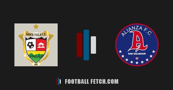 Santa Tecla VS Alianza thumbnail