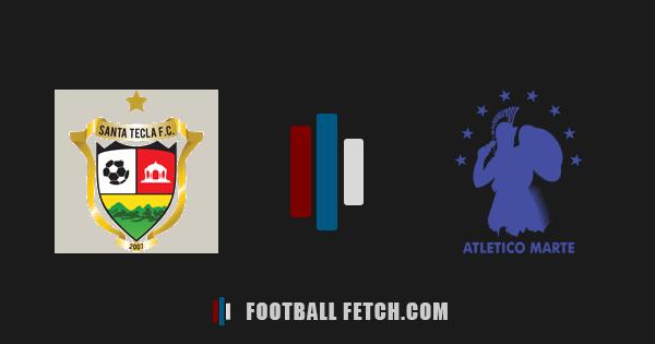 Santa Tecla VS Atletico Marte thumbnail