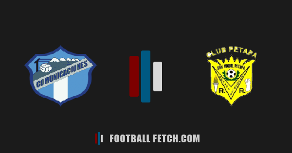 Comunicaciones II VS Deportivo Petapa thumbnail