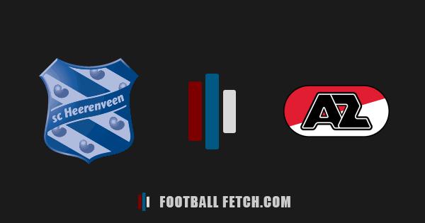 SC Heerenveen VS AZ Alkmaar thumbnail
