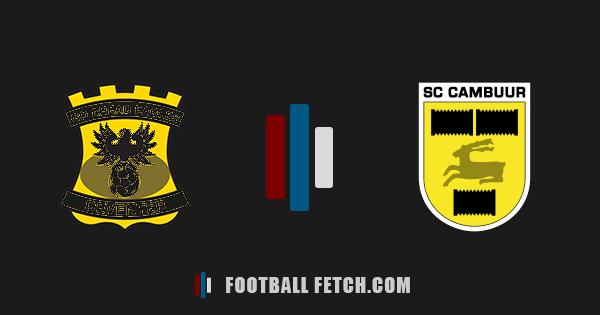 Go Ahead Eagles VS SC Cambuur thumbnail
