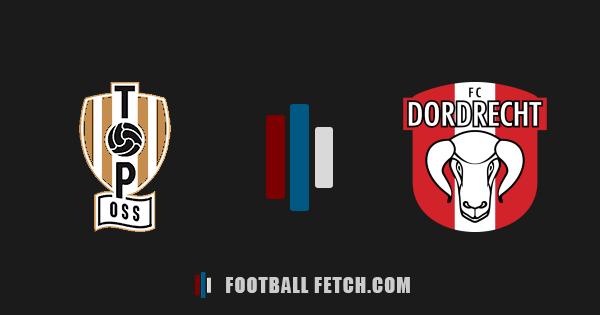 TOP Oss VS FC Dordrecht thumbnail