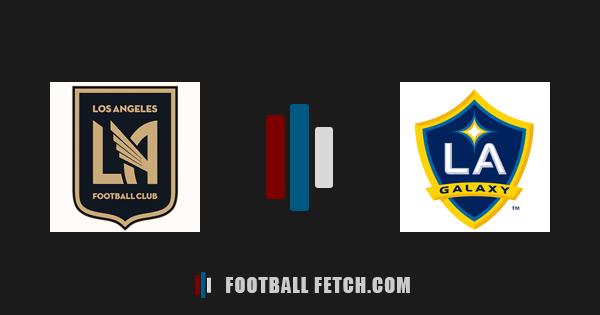 Los Angeles FC VS LA Galaxy thumbnail