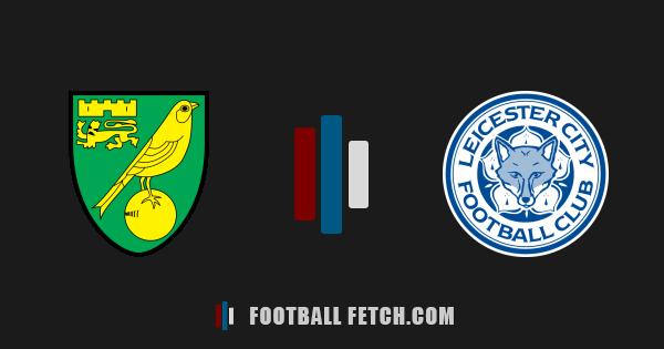 Norwich City VS Leicester City thumbnail