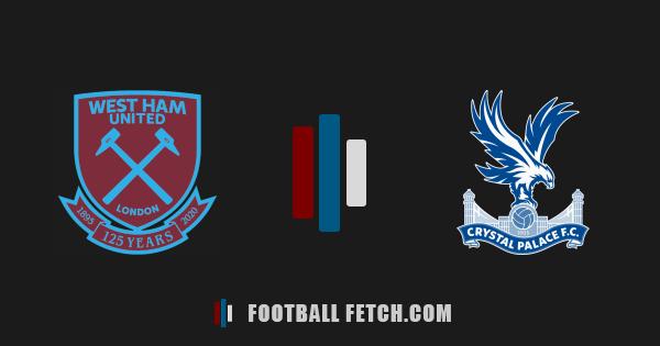 West Ham United VS Crystal Palace thumbnail
