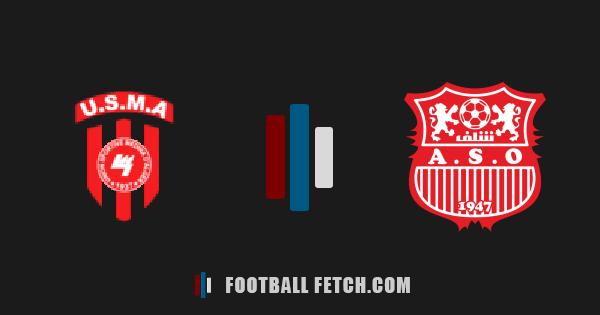 USM Alger VS ASO Chlef thumbnail