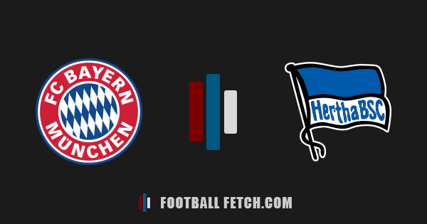 Bayern München VS Hertha BSC thumbnail