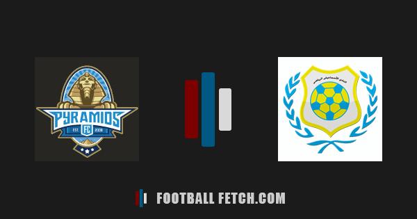 Pyramids FC VS 이스마일리 thumbnail