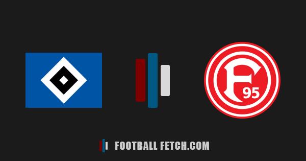Hamburger SV VS Fortuna Düsseldorf thumbnail