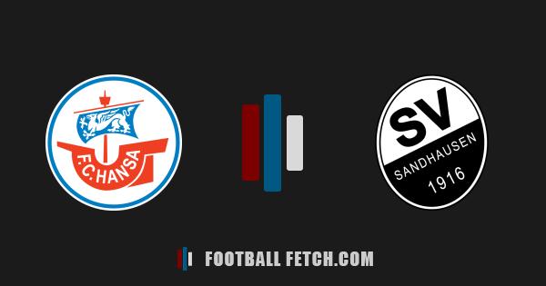 Hansa Rostock VS Sandhausen thumbnail