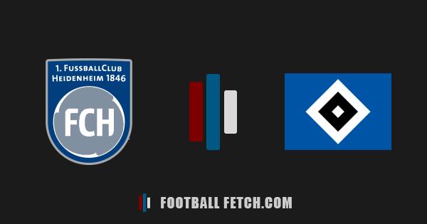 Heidenheim VS Hamburger SV thumbnail
