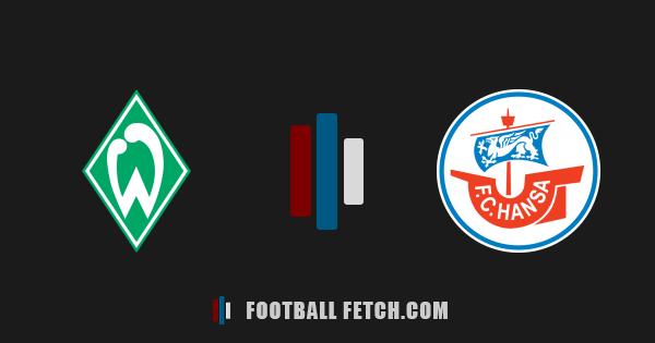 Werder Bremen VS Hansa Rostock thumbnail
