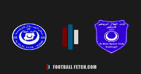 Al Hilal Omdurman VS Al Hilal Kadougli thumbnail