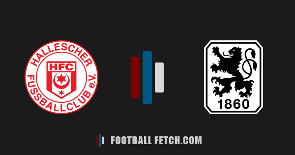 Hallescher FC VS 1860 München thumbnail