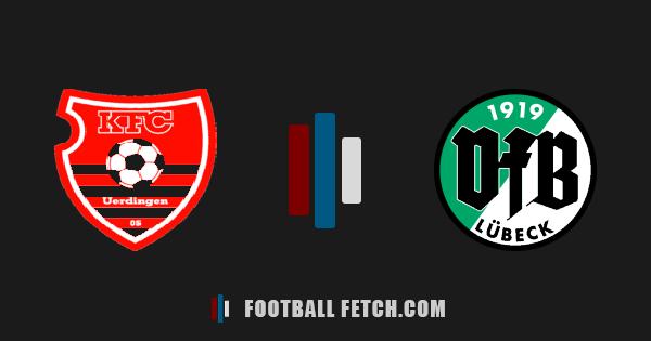 Uerdingen VS VfB Lübeck thumbnail
