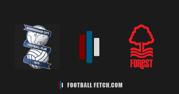 Birmingham City VS Nottingham Forest thumbnail