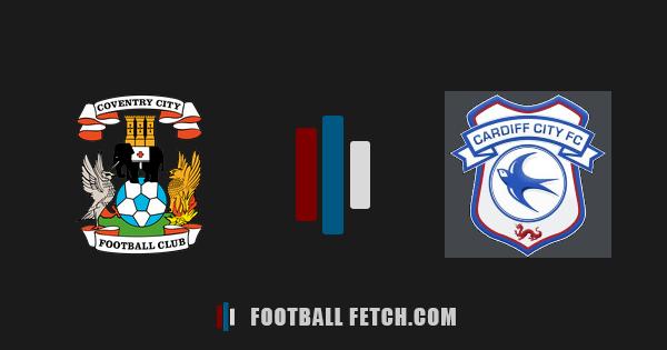 Coventry City VS Cardiff City thumbnail