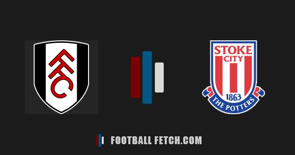 Fulham VS Stoke City thumbnail