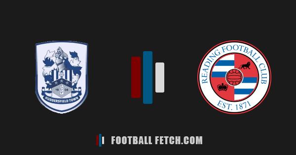 Huddersfield Town VS Reading thumbnail