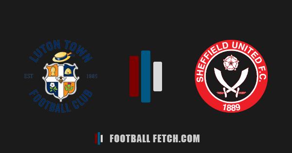 Luton Town VS Sheffield United thumbnail