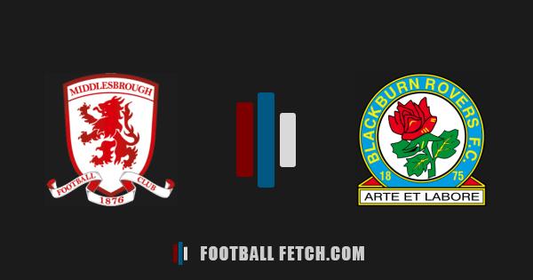 Middlesbrough VS Blackburn Rovers thumbnail