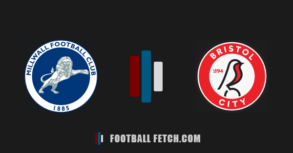 Millwall VS Bristol City thumbnail