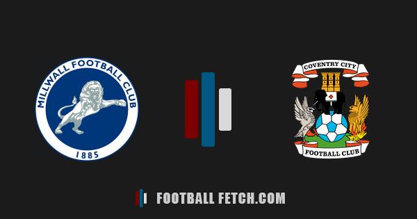 Millwall VS Coventry City thumbnail