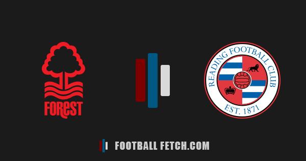 Nottingham Forest VS Reading thumbnail