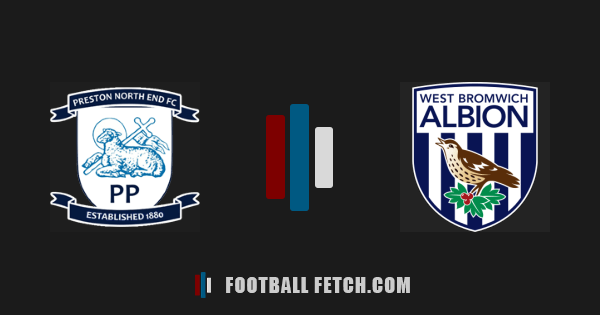 Preston North End VS West Bromwich Albion thumbnail