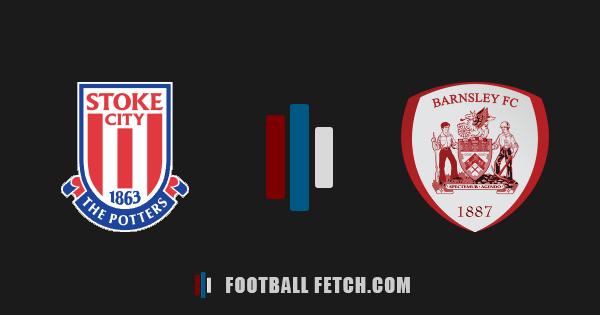 Stoke City VS Barnsley thumbnail