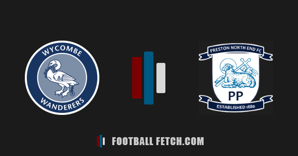 Wycombe Wanderers VS Preston North End thumbnail