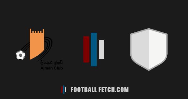 Ajman VS Al Sharjah thumbnail