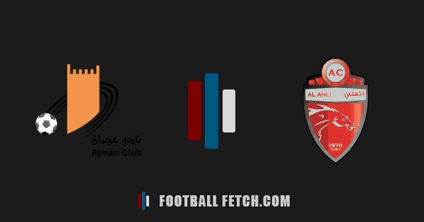 Ajman VS Shabab Al Ahli Dubai thumbnail